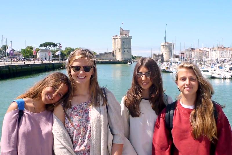 Transition Year Secondary School Programme in La Rochelle