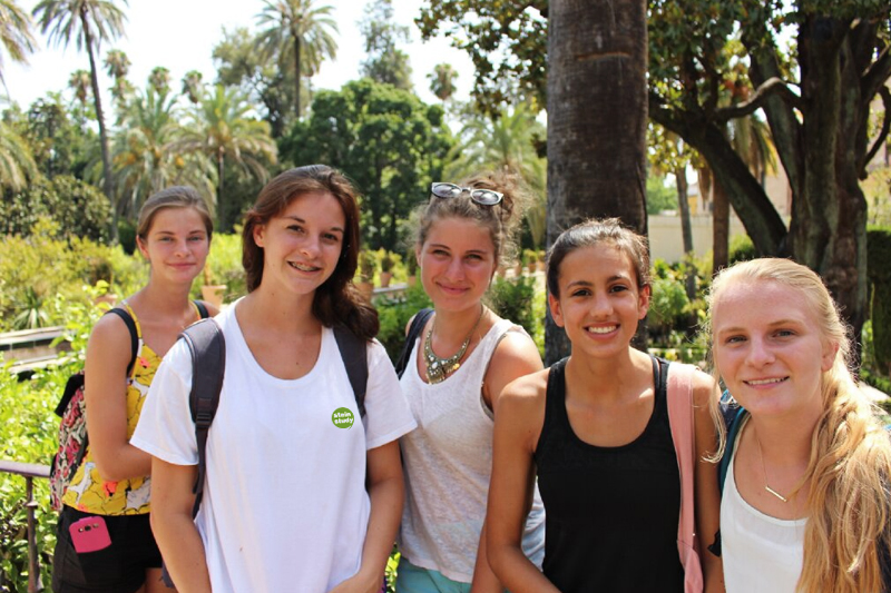 Transition Year Intensive Course in Cadiz
